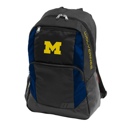 Michigan Wolverines Closer Backpack | Logo Chair | 171-86