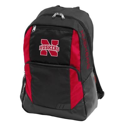 Nebraska Huskers Closer Backpack | Logo Chair | 182-86