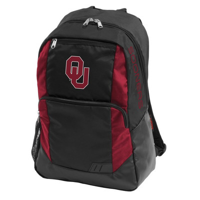 Oklahoma Sooners Closer Backpack  | Logo Chair | 192-86