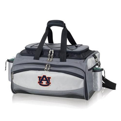 AuburnTigers Vulcan Portable Gas Grill | Picnic Time | 770-00-175-042-0