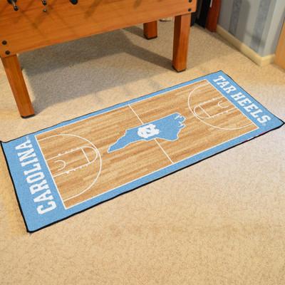 UNC Tar Heels NCAA Basketball Runner | Fanmats | 8260