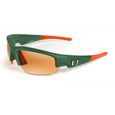 Miami Hurricanes MAXX HD Sunglasses | Maxx HD | 2017maxx1051