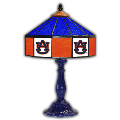 Auburn Tigers 21??ÌÔ Glass Table Lamp | IPI359-3002