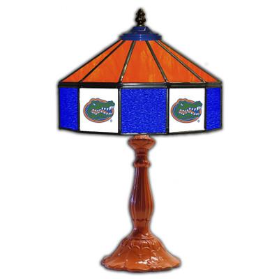 Florida Gators 21 in Glass Table Lamp   IPI359-3026