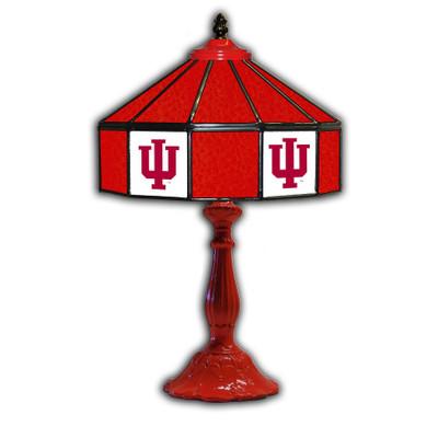 Indiana Hoosiers 21??ÌÎÌÓ Glass Table Lamp | IPI359-3029