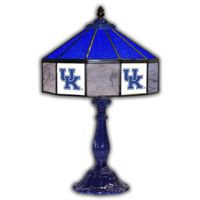 Kentucky Wildcats Glass Table Lamp | IPI359-3032