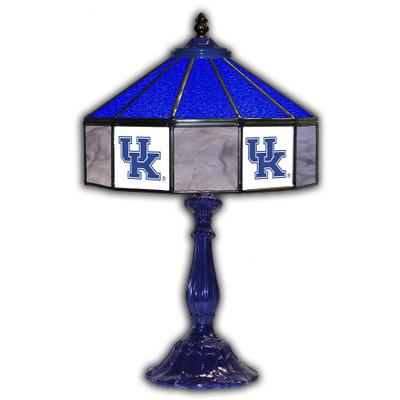 Kentucky Wildcats Glass Table Lamp | IPI359-3032