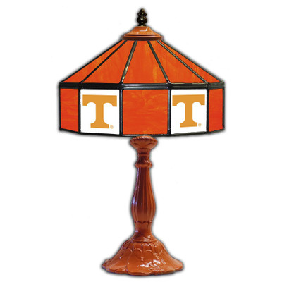 Tennessee Volunteers 21 in Glass Table Lamp | IPI359-3011