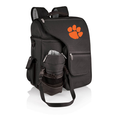 Clemson Tigers Backpack Cooler Turismo | Picnic Time | 641-00-175-104-0