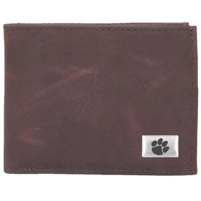 Clemson Tigers Bi-Fold Wallet | Eagles Wings | 2502