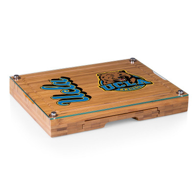 UCLA Bruins Concerto Bamboo Cutting Board | Picnic Time | 919-00-505-084-0