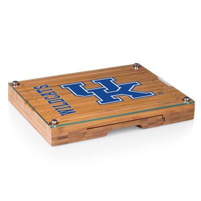 Kentucky Wildcats Concerto Bamboo Cutting Board | Picnic Time | 919-00-505-264-0