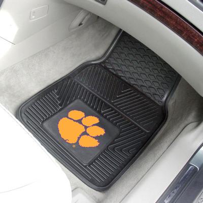Clemson Tigers Heavy Duty Car Mats