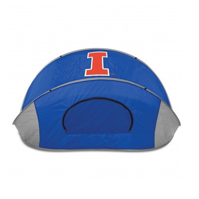 Illinois Fighting Illini Manta Sun Shelter | Picnic Time | 113-00-139-214-0
