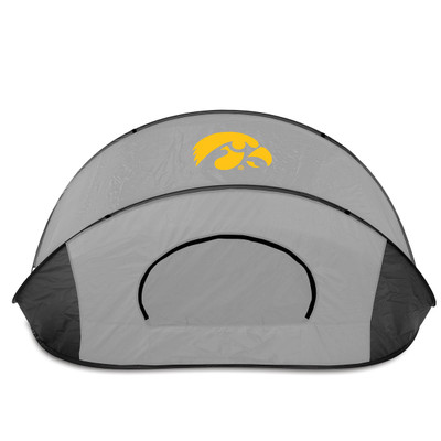 Iowa Hawkeyes Manta Sun Shelter | Picnic Time | 113-00-105-224-0
