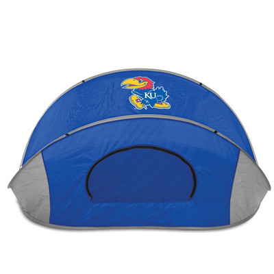Kansas Jayhawks Manta Sun Shelter | Picnic Time | 113-00-139-244-0