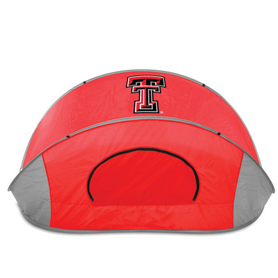 Texas Tech Red Raiders Manta Sun Shelter | Picnic Time | 113-00-100-574-0