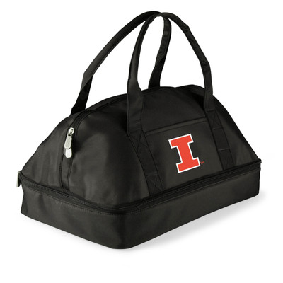 Illinois Fighting Illini Potluck Casserole Tote | Picnic Time | 650-00-175-214-0