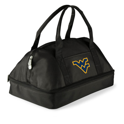 West Virginia Mountaineers Potluck Casserole Tote | Picnic Time | 650-00-175-834-0