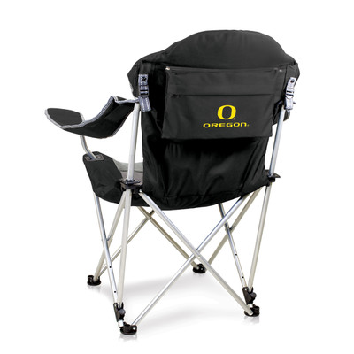 Oregon Ducks Reclining Camp Chair | Picnic Time | 803-00-175-474-0