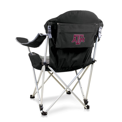 Texas A&M Aggies Reclining Camp Chair | Picnic Time | 803-00-175-564-0