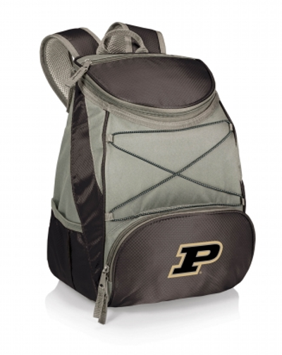 Purdue Boilermakers Insulated Backpack PTX | Picnic Time | 633-00-175-514-0