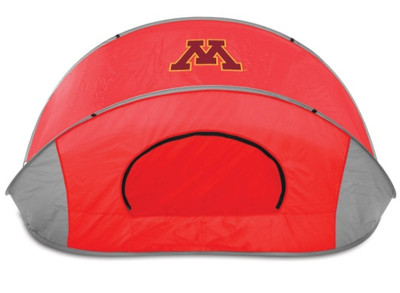 Minnesota Golden Gophers Manta Sun Shelter | Picnic Time | 113-00-100-364-0