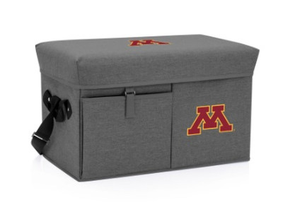 Minnesota Golden Gophers Ottoman Cooler | Picnic Time | 594-00-105-364-0