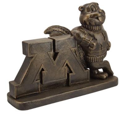 Minnesota Golden Gophers Vintage Mascot Garden Statue | Stonecasters | 2998TR