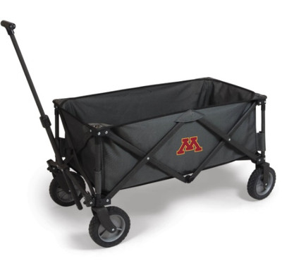 Minnesota Golden Gophers Portable Adventure Wagon | Picnic Time | 739-00-679-364-0