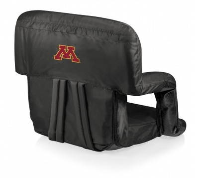 Minnesota Golden Gophers Ventura Portable Seat | Picnic Time | 618-00-179-364-0