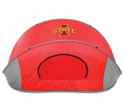 Iowa State Cyclones Manta Sun Shelter - Red | Picnic Time | 113-00-100-234-0
