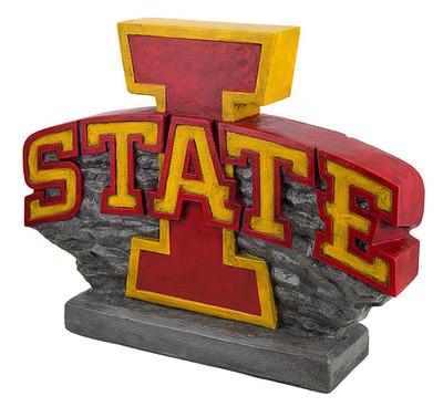 Iowa State Cyclones Mascot Garden Statue | Stonecasters | 2967HT