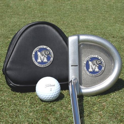 Memphis Tigers Putter | Heritage Pewter | PT10320EB