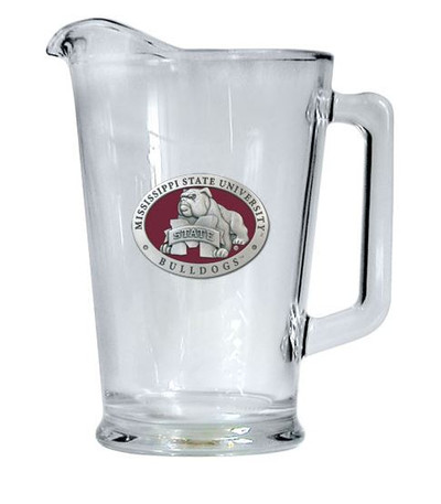 Mississippi State Bulldogs Beer Pitcher - Bulldog | Heritage Pewter | PI10509ER