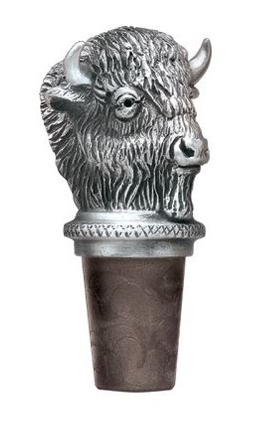 Marshall Thundering Herd Bottle Stopper | Heritage Pewter | BS10243