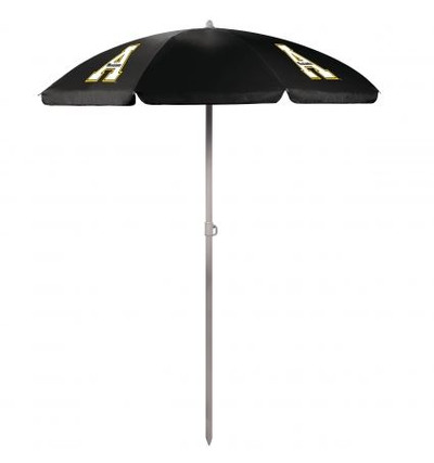 Appalachian State Mountaineers Beach Umbrella | Picnic Time | 822-00-179-794-0