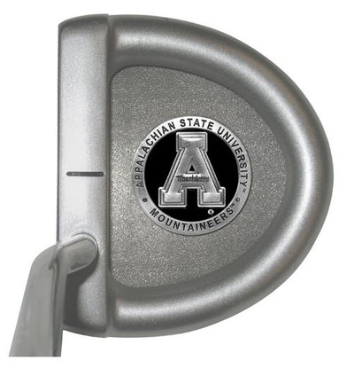Appalachian State Mountaineers Putter | Heritage Pewter | PT10325EK