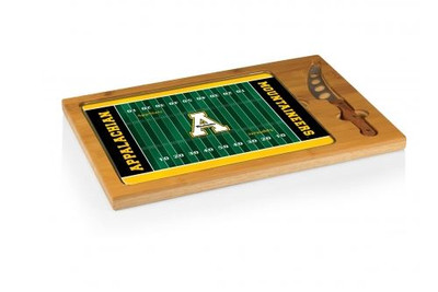 Appalachian State Mountaineers Icon Cheese Tray | Picnic Time | 910-00-505-794-0