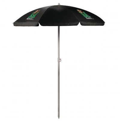 Marshall Thundering Herd Beach Umbrella | Picnic Time | 822-00-179-894-0