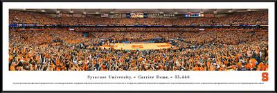 Syracuse Orange Standard Frame Panoramic Photo | Blakeway | SYRU2F