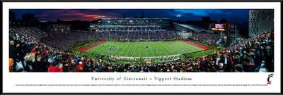 Cincinnati Bearcats Standard Frame Panoramic Photo | Blakeway | UCIN2F