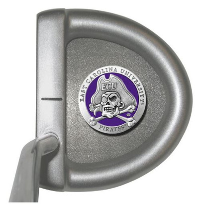 East Carolina Pirates Putter | Heritage Pewter | PT10187EP
