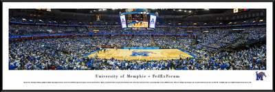 Memphis Tigers Standard Frame Panoramic Photo | Blakeway | UMEM1F