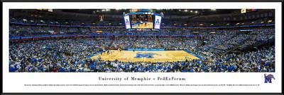 Memphis Tigers Standard Frame Panoramic Photo | Blakeway | UMEM1F