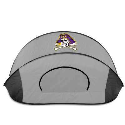 East Carolina Pirates Manta Sun Shelter | Picnic Time | 113-00-105-874-0
