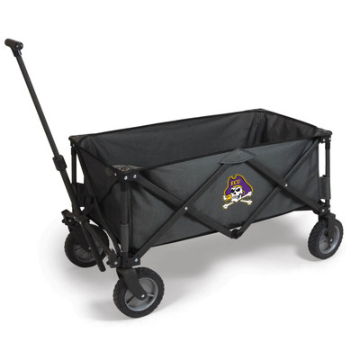 East Carolina Pirates Portable Adventure Wagon | Picnic Time | 739-00-679-874-0