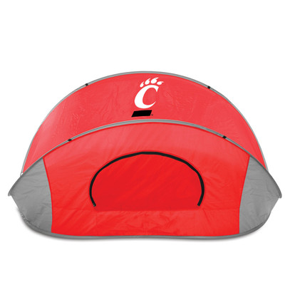 Cincinnati Bearcats Manta Sun Shelter - Red | Picnic Time | 113-00-100-664-0