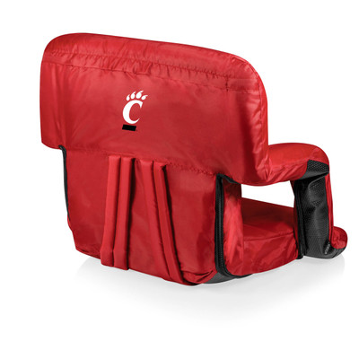 Cincinnati Bearcats Red Ventura Portable Seat | Picnic Time | 618-00-100-664-0