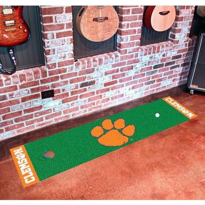 Clemson Tigers Putting Green Mat | Fanmats | 10318